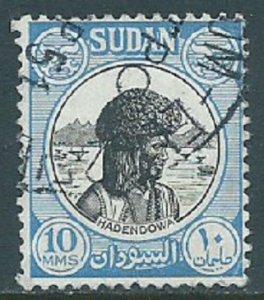 Sudan, Sc #103, 10m Used