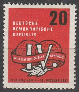 DDR #364  F-VF Unused  (SU2391)