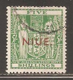 Niue  SC  89B  Used