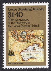 Cocos Islands Scott 118