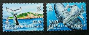 Pitcairn Islands Humpback Whales 2006 Ocean Marine Mammal (stamp) MNH