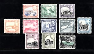 CYPRUS SC# 143-153 MH - SALE TO A USA ADDRESS ONLY