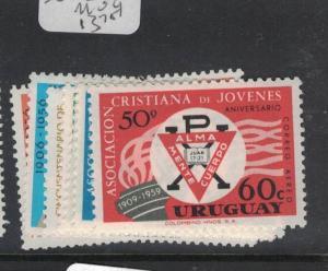 Uruguay SC C193-9 MOG (1dty)