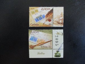 Serbia #431-32 Mint Never Hinged (M3J8) WDWPhilatelic 4