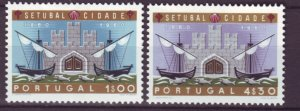J22047 Jlstamps 1961 portugal set mh #873-4 ships