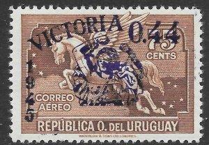 Uruguay  (1945)  - Scott # C114,  MNH