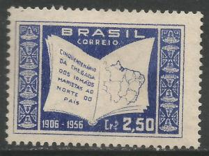 BRAZIL 838 MOG Q764