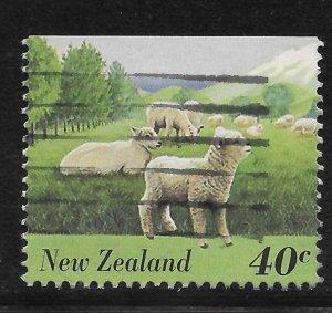 New Zealand Used  [9298]