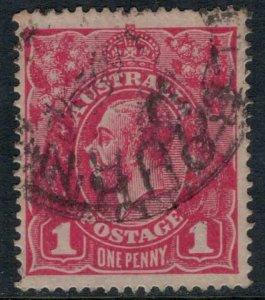 Australia #61  CV $19.00