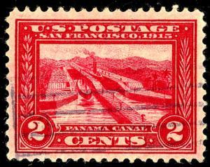 U.S. #398 Used F-VF