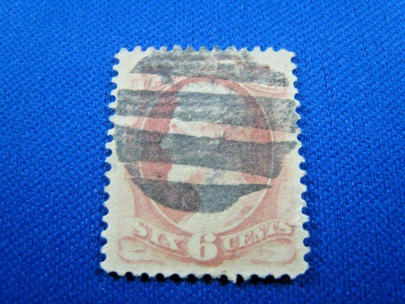 UNITED STATES, 1879 SCOTT #186 -  USED