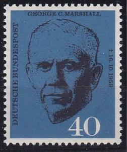 Germany 821 MNH (1960)