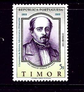 Timor 338 MNH 1969 issue