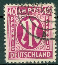 Germany - Allied Occupation - AMG - 3N15