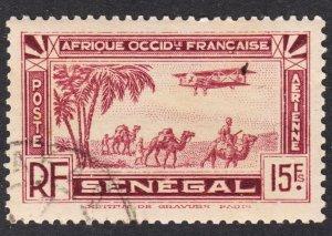 Senegal Scott C11 F to VF used.