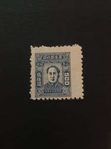 China liberated area stamp, Genuine, unused, very RARE, List #383