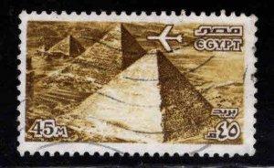 Egypt Scott C171 Used  Airmail stamp