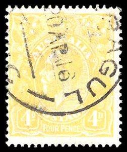 AUSTRALIA 31a  Used (ID # 89745)