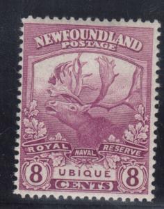 Newfoundland #121 Very Fine Never Hinged