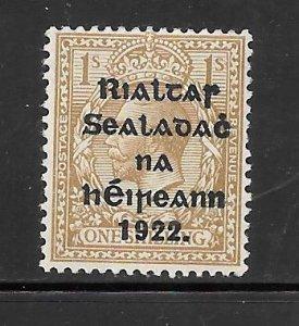 Ireland #35 MH Single