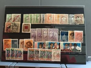 Angola Officials mounted mint and used  stamps  R25111
