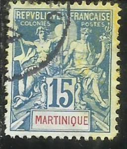FOURNIER FAKE FRENCH MARTINIQUE MARTINICA FRANCESE 1892 1906 PAIX NAVIGATION ...