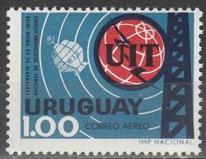 Uruguay #C283  MNH VF (102)