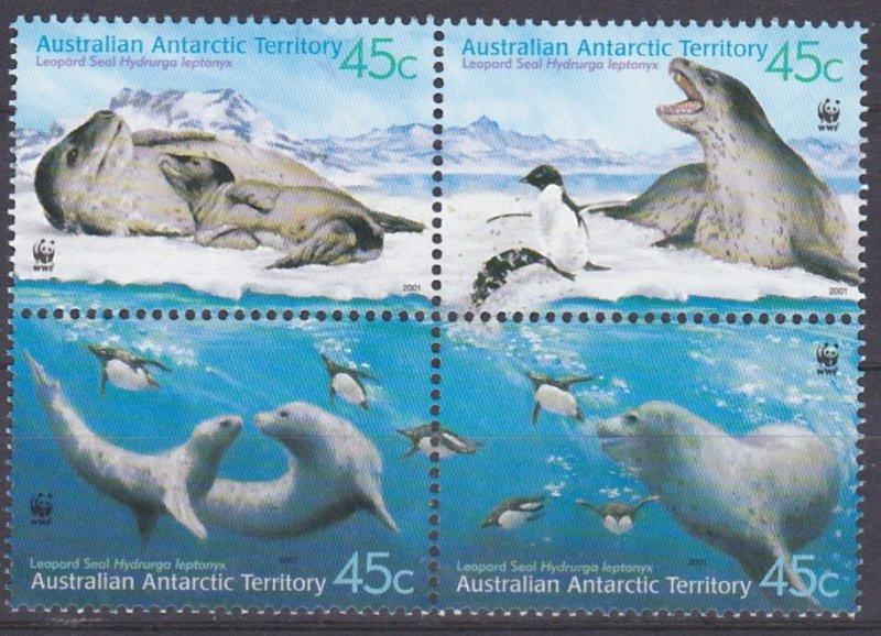 Australian Antarctic Territory L118 MNH (2001)