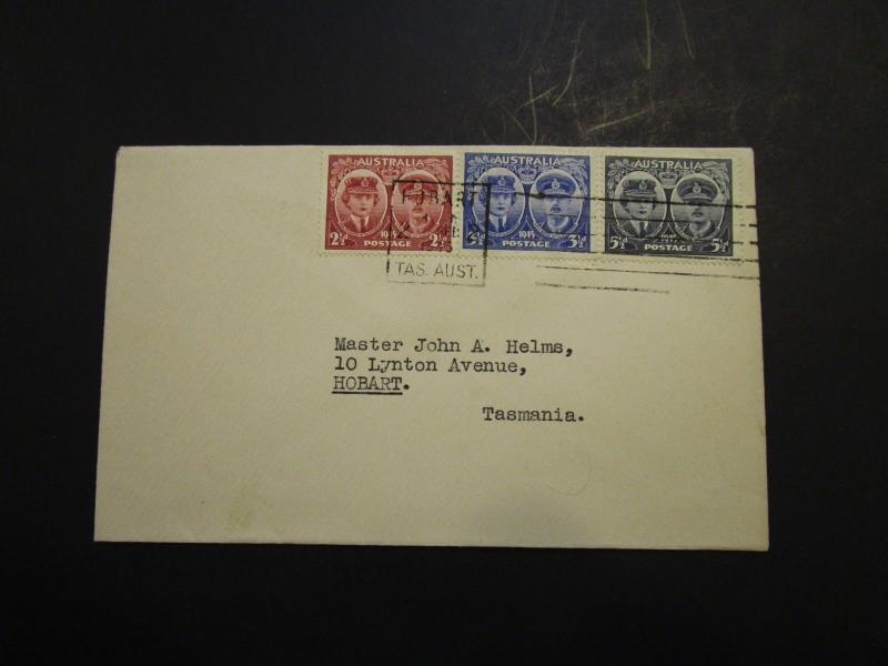 Australia 1945 Duke and Dutchess Issue First Day Cover - Z3729