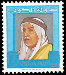 Kuwait SC 226 - Sheik Abdullah - MNH - 1964