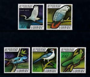 [79012] Gabon 1971 Birds Vögel Oiseaux  MNH
