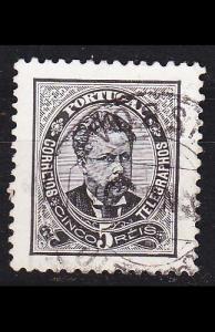 PORTUGAL [1882] MiNr 0054 yaA ( O/used )