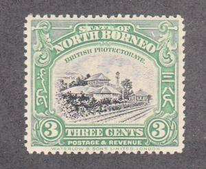 North Borneo - 1922 - SC 139 - LH
