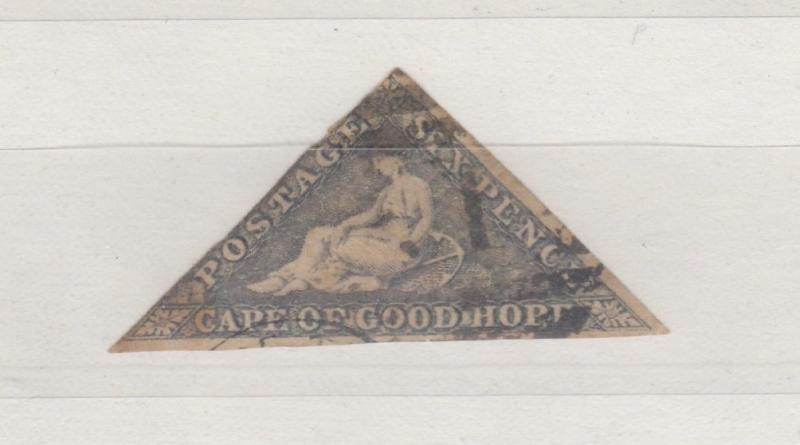 Cape of Good Hope 1863/64 6d Bright Mauve Fine Used J1674