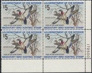 U.S. RW41 FVF NH PBlk/4  (11521)