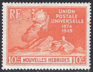 NEW HEBRIDES-FRENCH SCOTT 79