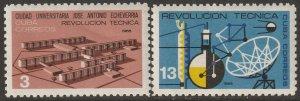 Cuba 944-945 set MNH