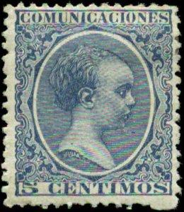 Spain Scott #257 Mint No Gum