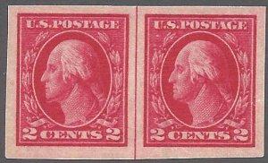 409 Mint,OG,NH... Line Pair... SCV $5.00
