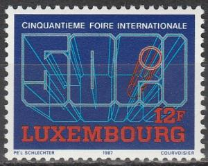Luxembourg #768 MNH  (S1825)