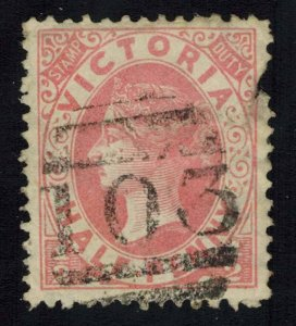 Victoria Scott 146 Used with small piece missing at right.