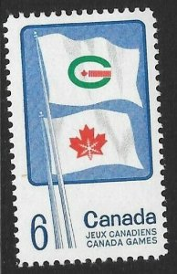 CANADA SG641 1969 CANADIAN GAMES MNH