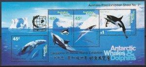 Australian Antarctic Territory L97b MNH (1995)