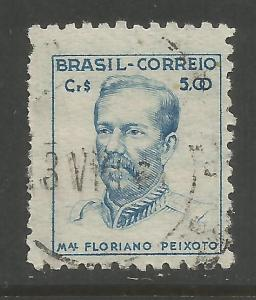 BRAZIL 667 VFU 814G-3