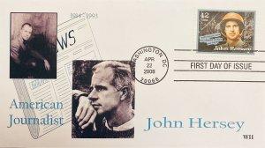 WII Colorprint 4249 John Hersey American Journalist