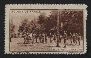 SCOUTS OF FRANCE CINDERELLA   - BARNEYS
