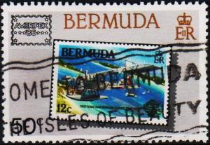 Bermuda. 1986  50c  S.G.531  Fine Used