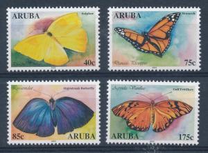 [AR302] Aruba 2003 Insects Butterflies Papillon MNH