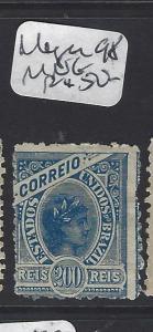 BRAZIL  (PP0412B)  200R   MEYER P 98      MNG