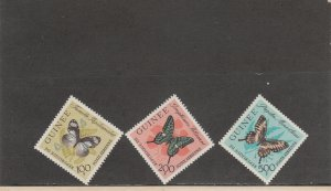 GUINEA C47-C49 MNH 2019 SCOTT CATALOGUE VALUE $15.10